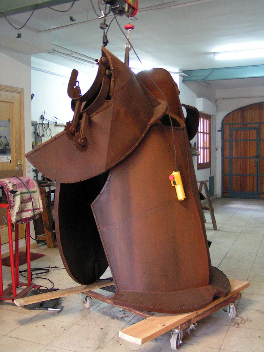 Armas de Don Quijote