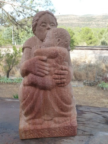Maternidad Piedra arenisca José Lillo Galiani